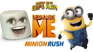 getlinkyoutube.com-Marshmallow Plays - MINIONS RUSH!