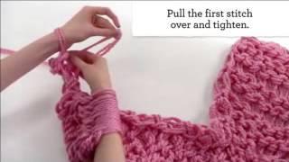 getlinkyoutube.com-đan khăn ống cực nhanh
