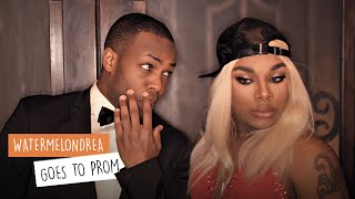 getlinkyoutube.com-115. Watermelondrea Goes To Prom: Part 1 (feat. Todrick Hall)