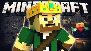 "getlinkyoutube.com-CLASH OF CLANS! ""I'M THE KING?!!"" (Minecraft Roleplay Adventure) [6]"
