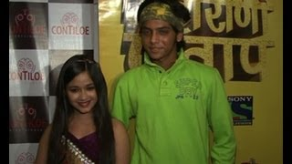 getlinkyoutube.com-Maharana Pratap: Akbar and Phool Kanwar at 200 episodes celebrations - Bollywood Country Videos