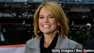 Savannah Guthrie Subbing For Lester Holt On 'Nightly News'