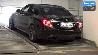 getlinkyoutube.com-2015 Mercedes-AMG C63 S (510hp) - pure SOUND