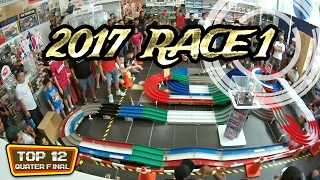 getlinkyoutube.com-TAMIYA ミニ四駆 Stargek 2017 Race 1 Highlight (15th Jan 2017)