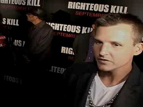 Rob Dyrdek at the 'Righteous Kill' premiere