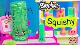 getlinkyoutube.com-DIY Craft Squishy Shopkins Season 3 Special Edition Rita Ruler Make & Do It Your Self How To Video