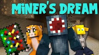 getlinkyoutube.com-Minecraft - Crazy Craft 2.2 - Miner's Dream! [22]
