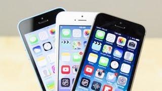 getlinkyoutube.com-iPhone 5S vs 5C vs 5