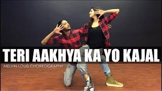 Teri Aakhya Ka Yo Kajal | Melvin Louis ft. Harleen Sethi