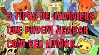 5 JAMMERS QUE TEM O PODER DE ACABAR COM SEU HUMOR!