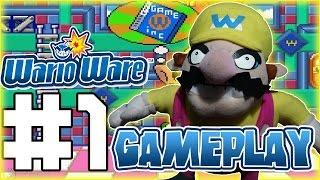getlinkyoutube.com-ABM: Wario Ware Inc Gameplay Part 1!!