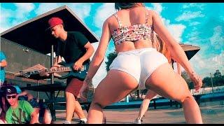 getlinkyoutube.com-Mc R1 & Las Solteras - Treme Bunda Remix | Internacional