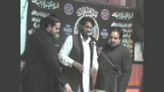 Zakir Ijaz Hussain Jhandvi  QASIDA   GHAZI DA ALAM