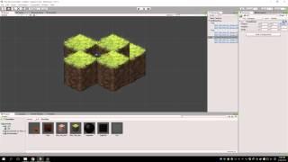 getlinkyoutube.com-Unity Isometric Tiles Line Up & Snap To Grid