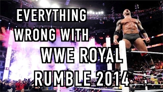 Episode #217: Everything Wrong With WWE Royal Rumble 2014