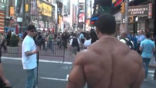 getlinkyoutube.com-Bodybuilding Motivation — Show has just begun