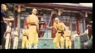 Les Sept Disciples de Shaolin Film Arts Martiaux Action En Francais