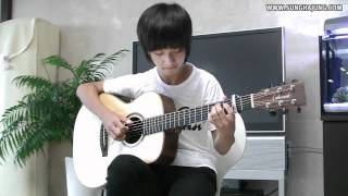 getlinkyoutube.com-(Yiruma) River Flow in You - Sungha Jung