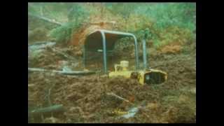 getlinkyoutube.com-Stuck Bulldozer -john deere 350