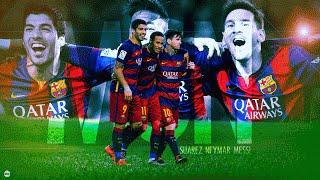 getlinkyoutube.com-Messi, Suarez & Neymar   The MSN is magic   HD   2016