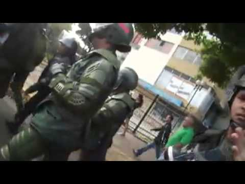 Tachira 22 Febrero #venezuela #tachira #puebloarrecho #guarimba #democracia
