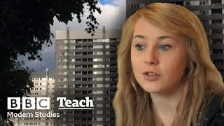 Teenage poverty in the UK - Shelby's story | Modern Studies - Growing up Poor