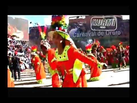 Carnaval De Oruro Bolivia 2013 TinkusTolkas - Kalamarka - Fusin Ruana