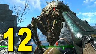 getlinkyoutube.com-Fallout 4 - Part 12 - QUEEN MIRELURK (Let's Play / Walkthrough / Gameplay)