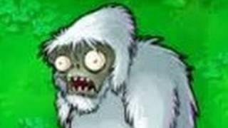 getlinkyoutube.com-Plants vs Zombies - Yeti Found!! - Learn how