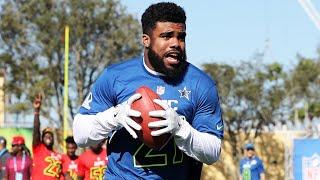 getlinkyoutube.com-Power Relay Race: Pro Bowl Skills Showdown | NFL