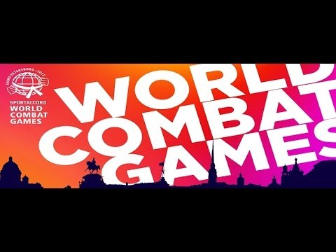 LIVE World Combat Games 2013 - Day 9 - 26.10.2013