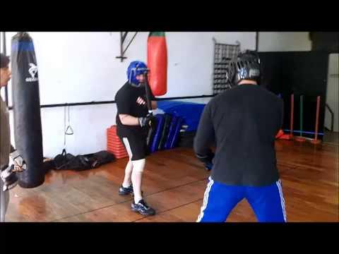 Seminario de combate con palo