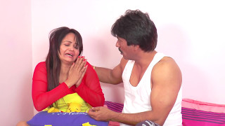 getlinkyoutube.com-पत्नी का राज़ खुला #BHABHI KA KHEL #husband betting her wife -savita bhabhi JOKES