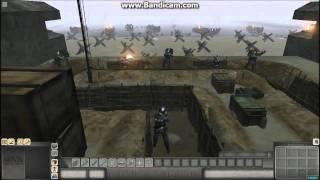 getlinkyoutube.com-Men of War Assault Squad Omaha Beach Preview
