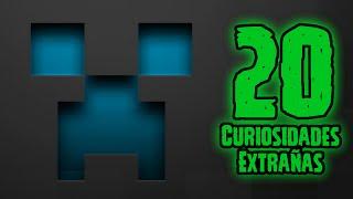 getlinkyoutube.com-TOP 20: 20 Curiosidades Extrañas De Minecraft