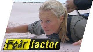 getlinkyoutube.com-Sand dragging   Fear Factor Extra