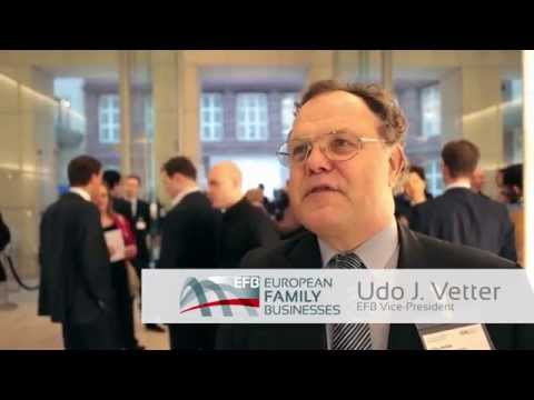 EFB Summit Interviews 25/11/2014 - Udo Vetter Thumbnail