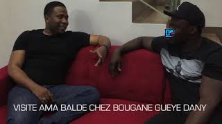 Bougane Gueye Dany Face à Ama Baldé et Wally: Bougane j'étais très énervée