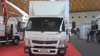getlinkyoutube.com-Mitsubishi Fuso Canter 7C18 (2016) Exterior and Interior in 3D