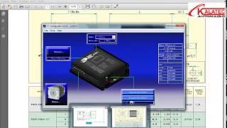 Configuração do Drive ST10 PLUS