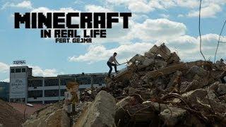 Minecraft: První skutečná výprava s GEJMRem!