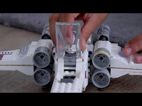 LEGO Star Wars Luke Skywalker's X-Wing Fighter - 75301