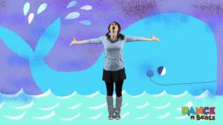 getlinkyoutube.com-Preschool Learn to Dance: Big Blue Whale