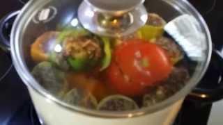 getlinkyoutube.com-الشيخ محشي العراقي مع الخضروات على طريقه الشيف عامر