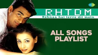 Rehnaa Hai Tere Dil Mein | रहना है तेरे दिल में  | All Songs | R Madhavan | Diya Mirza
