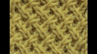 getlinkyoutube.com-Tight Lattice Stitch