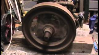 getlinkyoutube.com-stabilní motor Slavia diesel 1S100