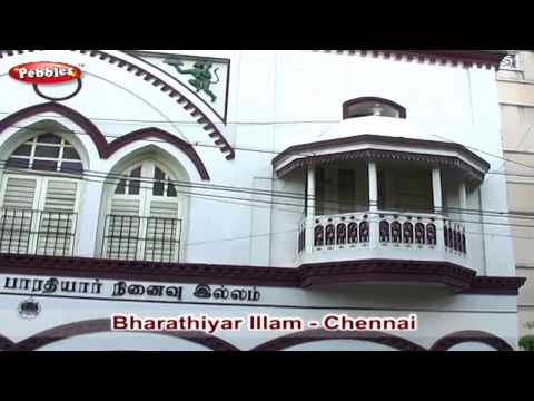 Tamilnadu Tourism In English   Chennai Tourism Place List   Valluvar Kottam, Marina Beach & More