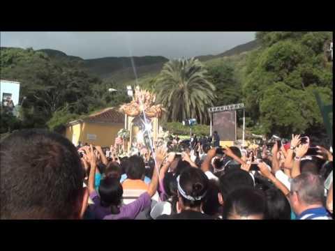 CUMPLEAÑOS DE LA VIRGEN DEL VALLE 2014
