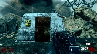 Black Ops 2 - How to Open the Fallout Shelter Possibly (Easter Egg Nuketown Zombies)